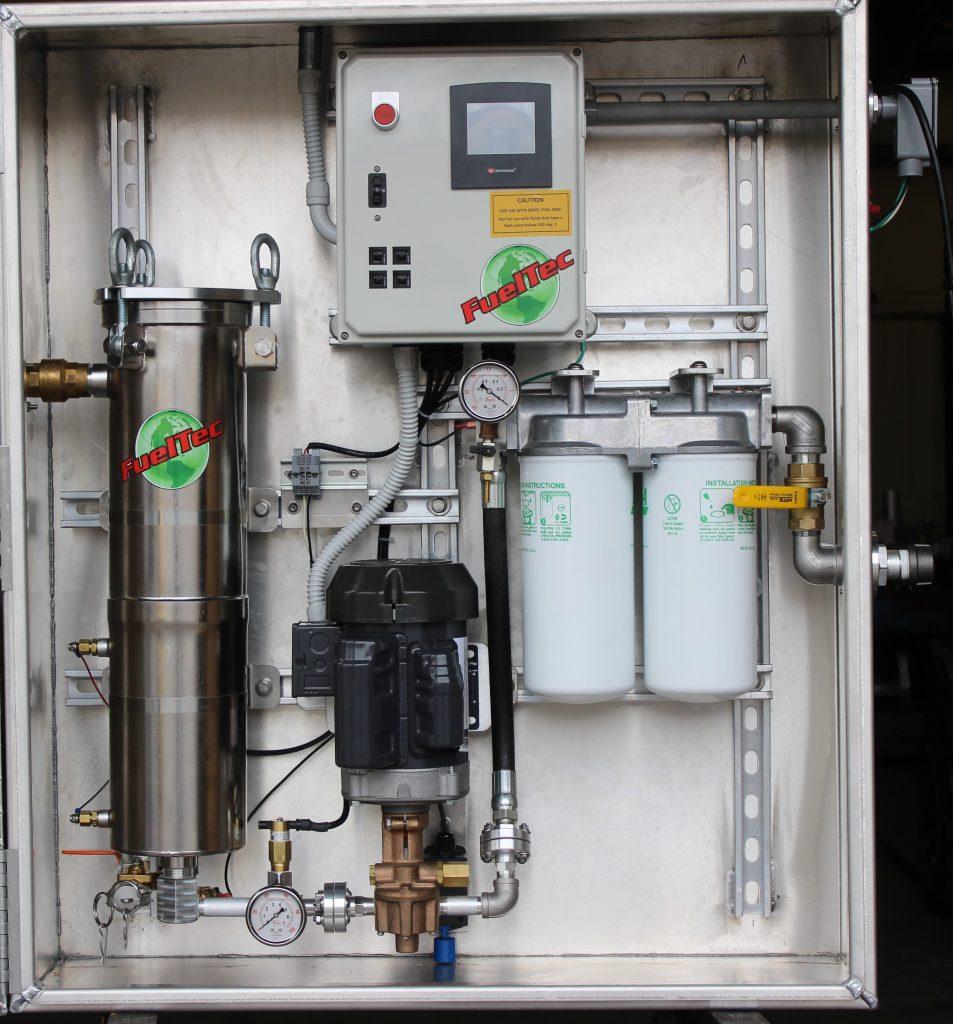 Automatic Fuel Polishing System