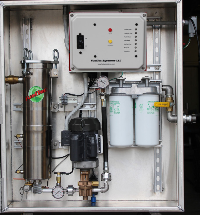 8 GPM-Automated-Fuel-Filtration-System