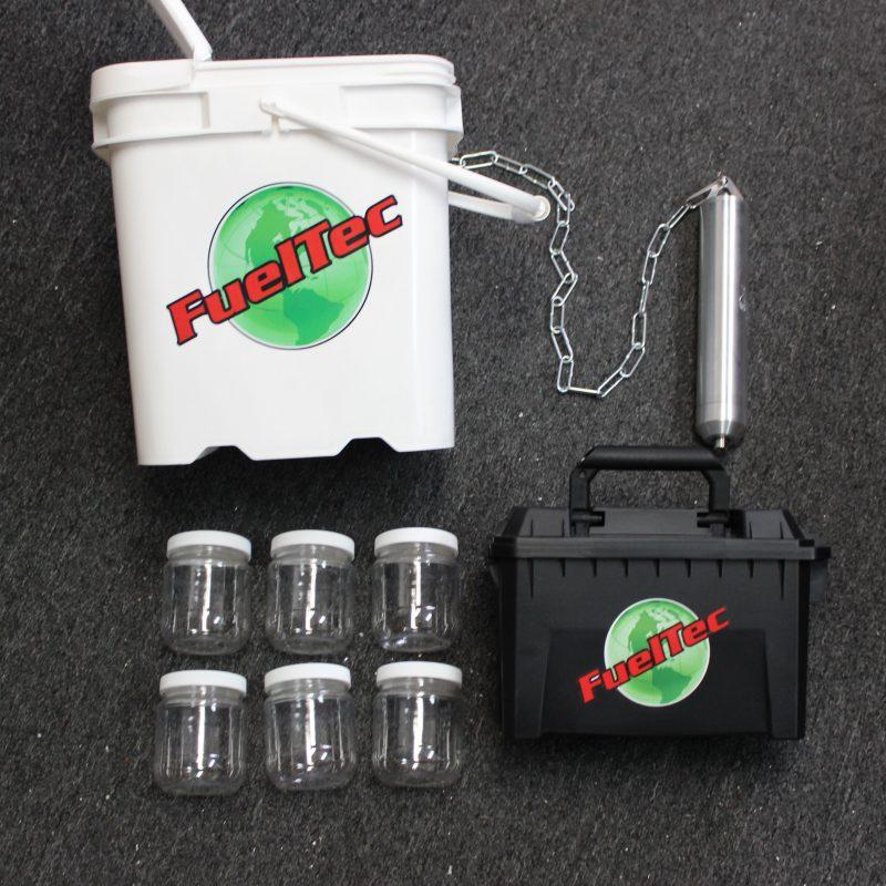 8 oz Fuel Sampler Kit